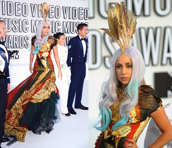 Lady Gaga Fashion Vma. Lady Gaga